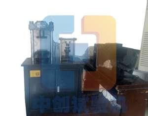 石油支撑剂强度试验机介绍