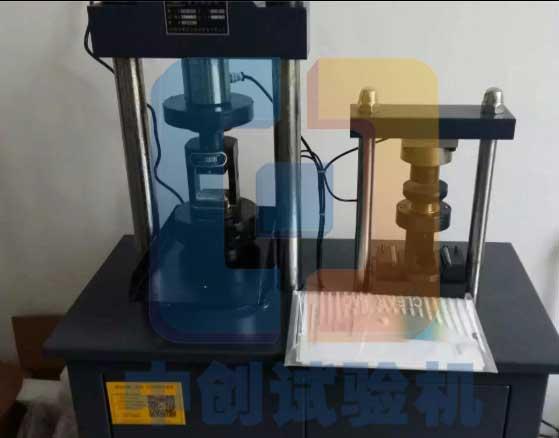 10吨恒应力压力试验机(微机控制)