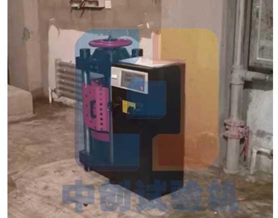 YES-1000液压数显压力试验机